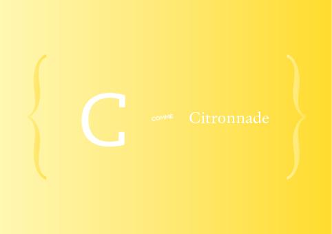CcommeCitronnade